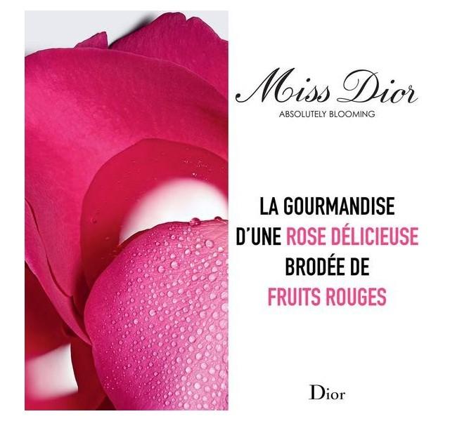 عطر زنانه دیور - Miss Dior Absolutely Blooming 50 ml