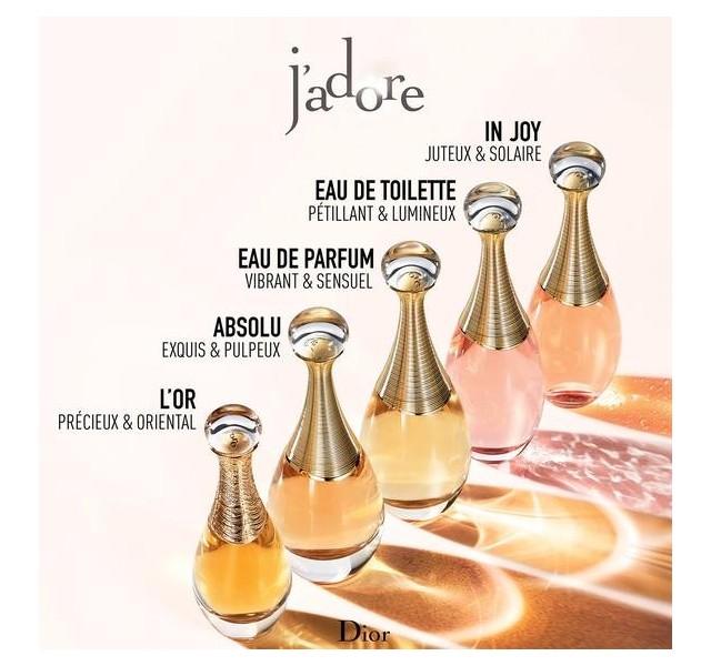 عطر زنانه دیور - J'adore Eau de Parfum 100ml