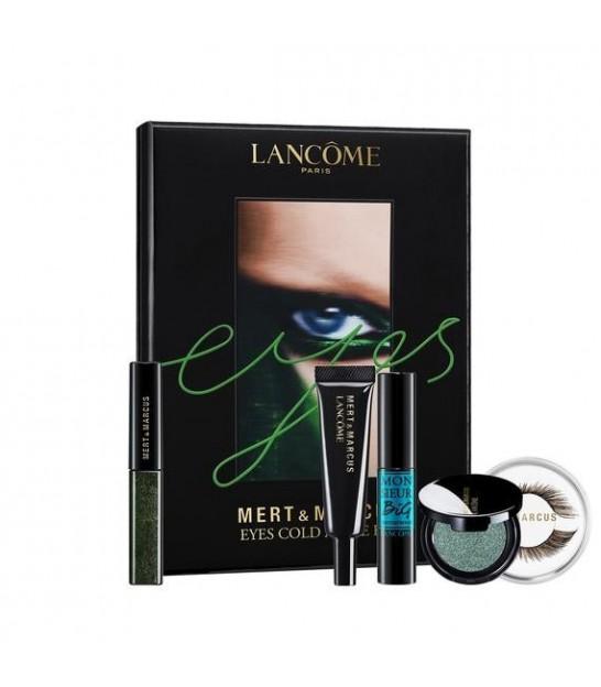 ریمل لانکوم - Eyes Cold As Ice Yeşil Göz Makyajı Kiti - Lancôme x Mert & Marcus
