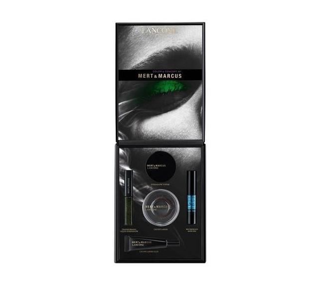 ریمل لانکوم - Eyes Cold As Ice Mavi Göz Makyajı Kiti - Lancôme x Mert & Marcus