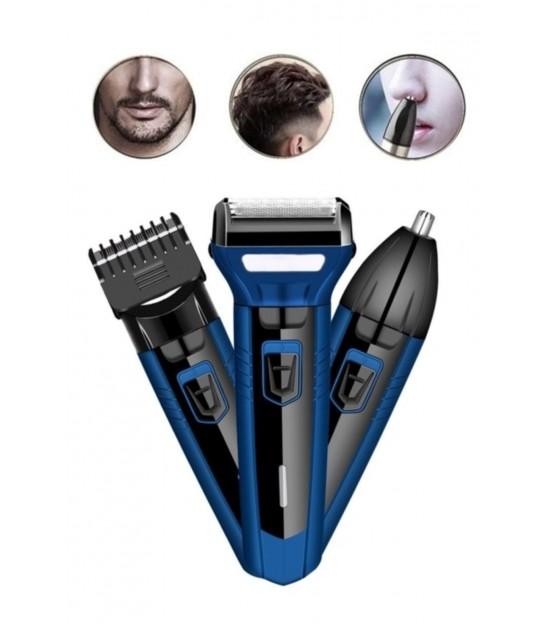 ماشین اصلاح موی سر ، ریش و بینی سه کاره یوپیگو Yopigo