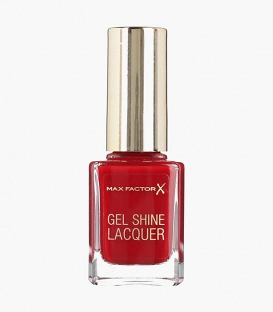 لاک ناخن مکس فکتور مدل Max Factor Glossfinity Gel Shine Lacquer