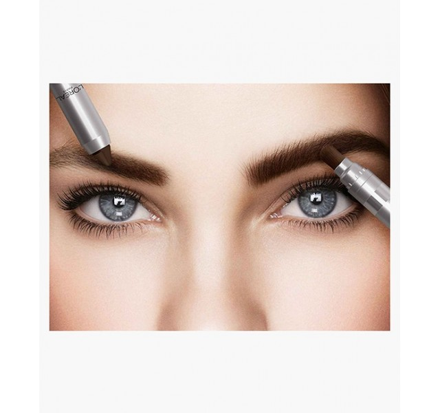 مداد ابرو لورال مدل L'Oreal Paris Brow Artist Maker Pencil