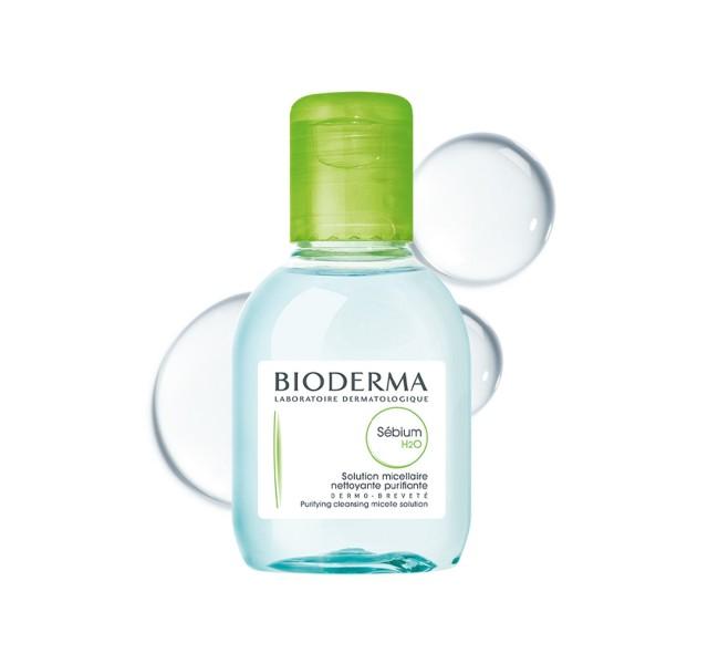 محلول پاک کننده سبیوم H2O میسلار بایودرما - Bioderma Sebium H2o Solution Micellaire