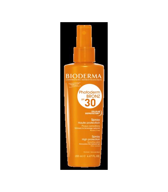 ضد آفتاب فوتودرم برنز بایودرما - Bioderma Photoderm Bronze Spf30 200ml
