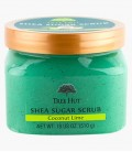 اسکراب بدن تری هات Tree Hut Coconut Lime Shea Sugar Scrub