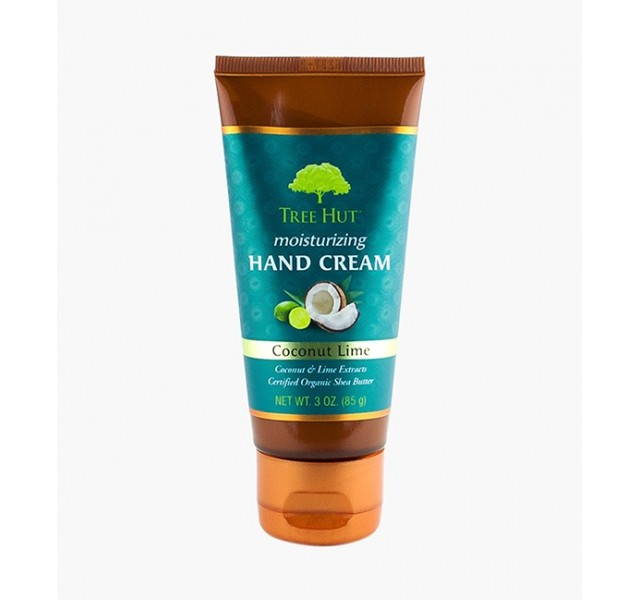 کرم مرطوب کننده دست تری هات Tree Hut Coconut Lime Moisturizing Hand Cream