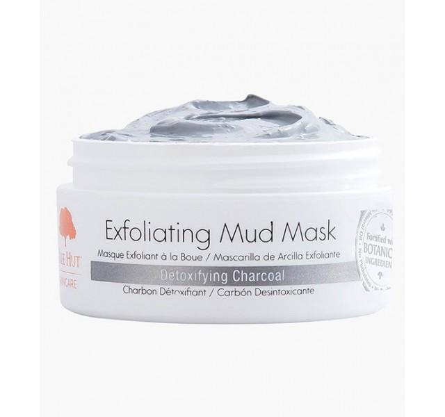 ماسک لایه بردار صورت تری هات Tree Hut Skincare Exfoliating Mud Mask Detoxifying Charcoal