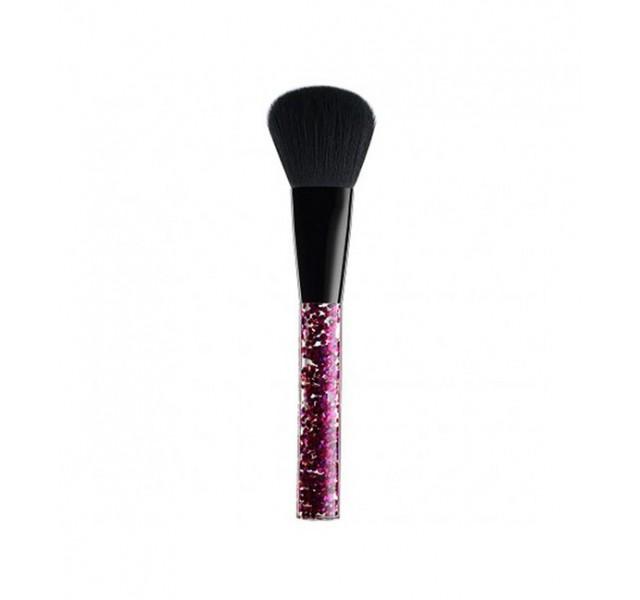 کیت قلم آرایشی نیکس NYX Professional Make Up Holiday Face Brush Kit with Clutch