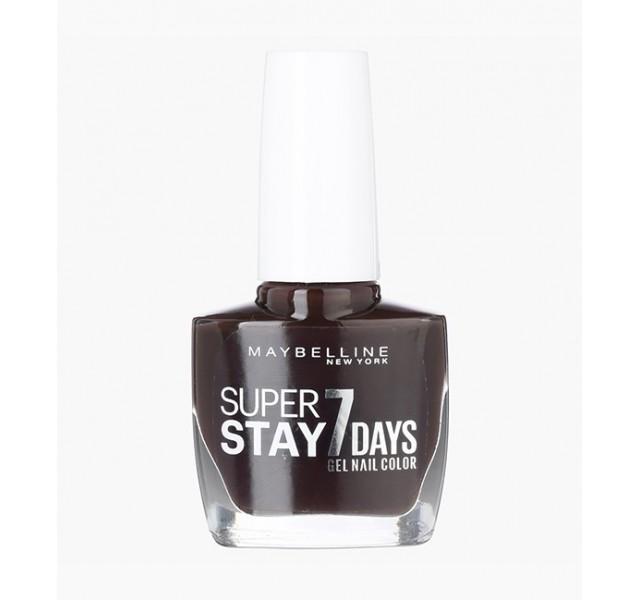 لاک ناخن میبلین Maybelline New York Superstay 7 Days Gel Nail Polish