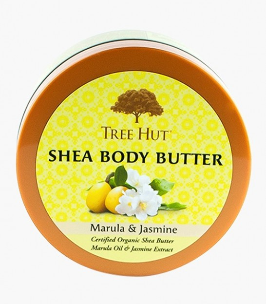 لوسیون بدن تری هات Tree Hut Marula & Jasmine Shea Body Butter