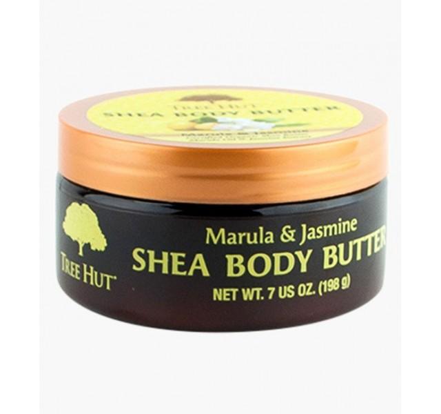 لوسیون بدن تری هات Tree Hut Marula & Jasmine Shea Body Butter