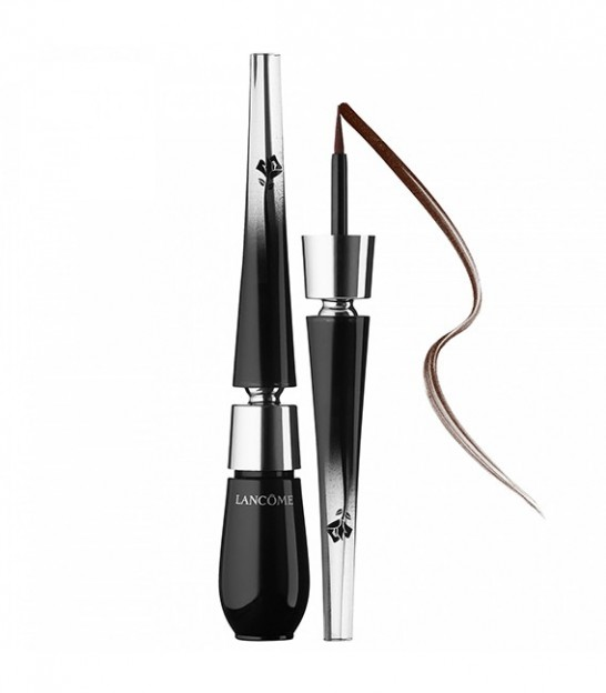 خط چشم لانکوم مدل GRANDIÔSE Bendable Liquid Eyeliner