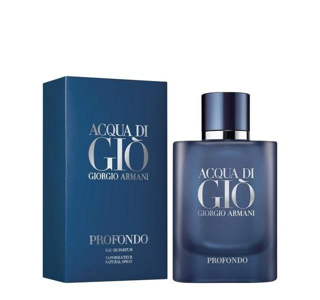 عطر مردانه جورجیو آرمانی آکوا دی جیو پروفوندو GIORGIO ARMANI ACQUA DI GIO PROFONDO