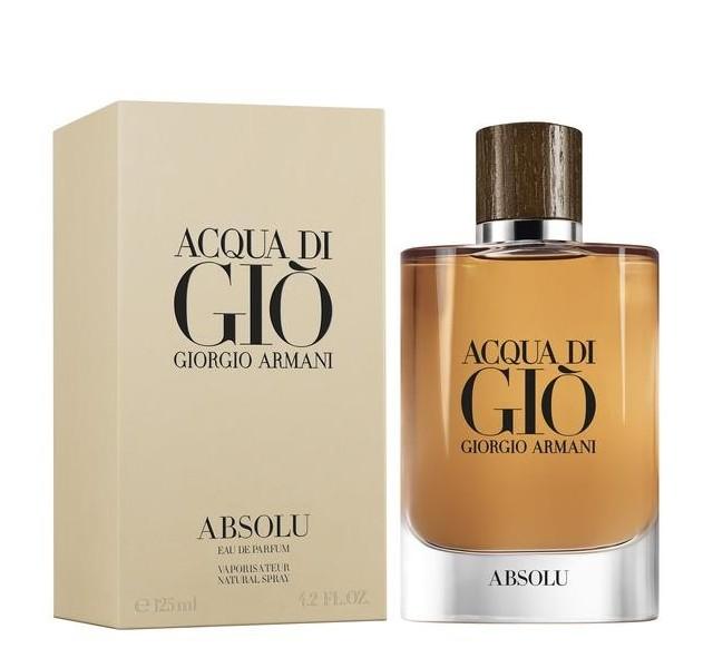 عطر مردانه جورجیو آرمانی آکوا دی جیو ابسولو GIORGIO ARMANI ACQUA DI GIO ABSOLU