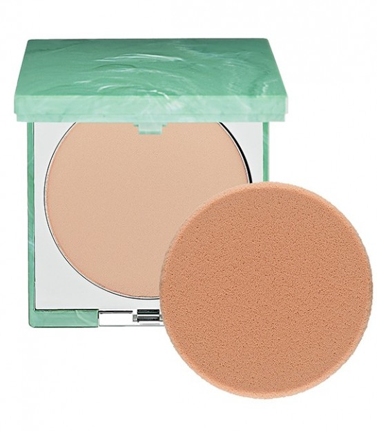 کامپک کلینیک Stay-Matte Sheer Pressed Powder