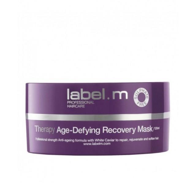 ماسک درمانی و احیاکننده مو لیبل ام مدل Therapy Rejuvenating Mask