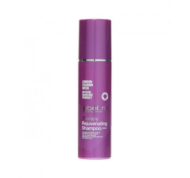 شامپو درمانی ضد پیری لیبل ام مدل Therapy Rejuvenating Shampoo