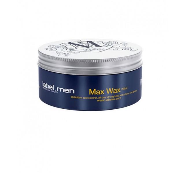 ماسک موی سر لیبل ام Max Wax