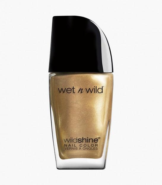 لاک ناخن وایلد شاین وت اند ویلد wet n wild Wildshine Nail Colour