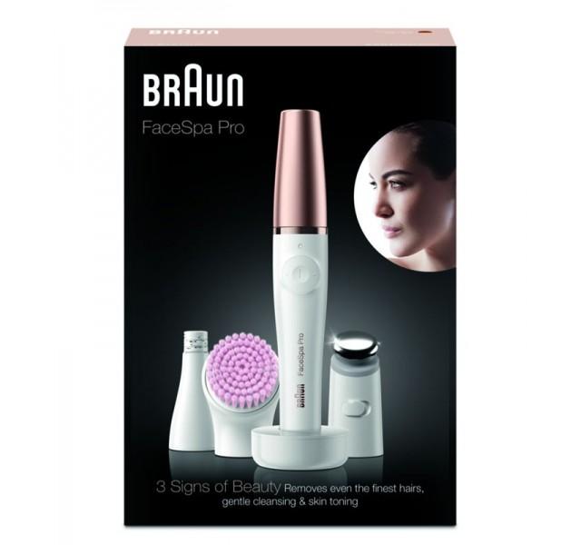 اپیلاتور صورت Braun مدل Face 912