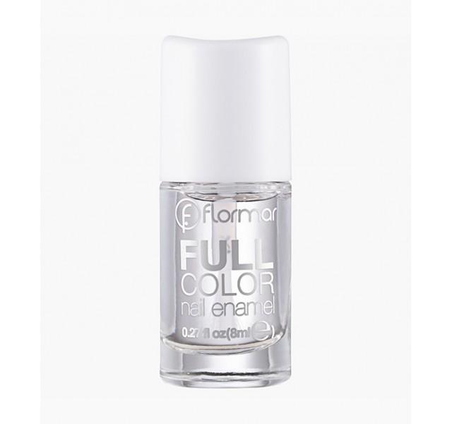 براق کننده ناخن فلورمار Flormar Full Colour Nail Enamel