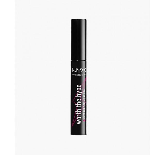 ریمل ضد آب نیکس NYX Professional Makeup Worth the Hype Waterproof Mascara