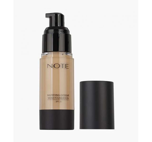 فاندیشن پمپی نوت Note Mattifying Extreme Wear Foundation