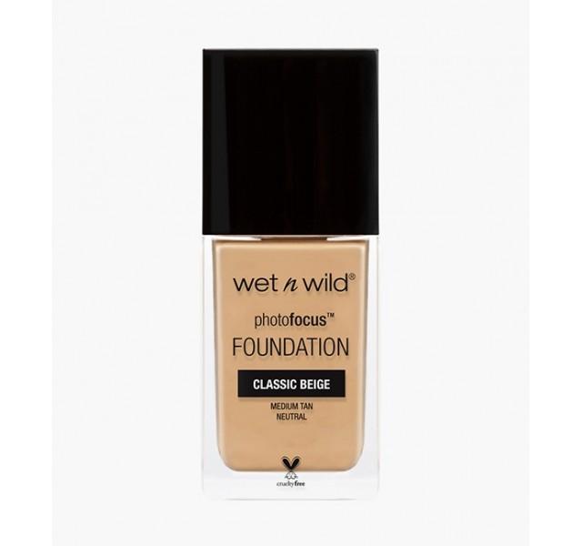 فاندیشن وت اند ویلد wet n wild Photofocus Foundation