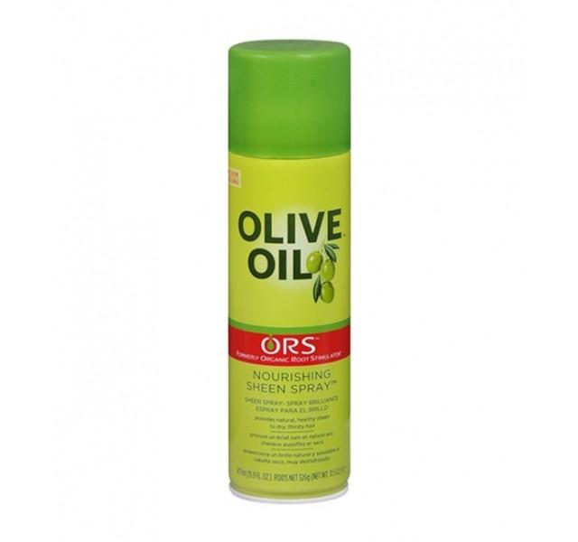اسپری مو شاین الیو ORS nourshing sheen spray