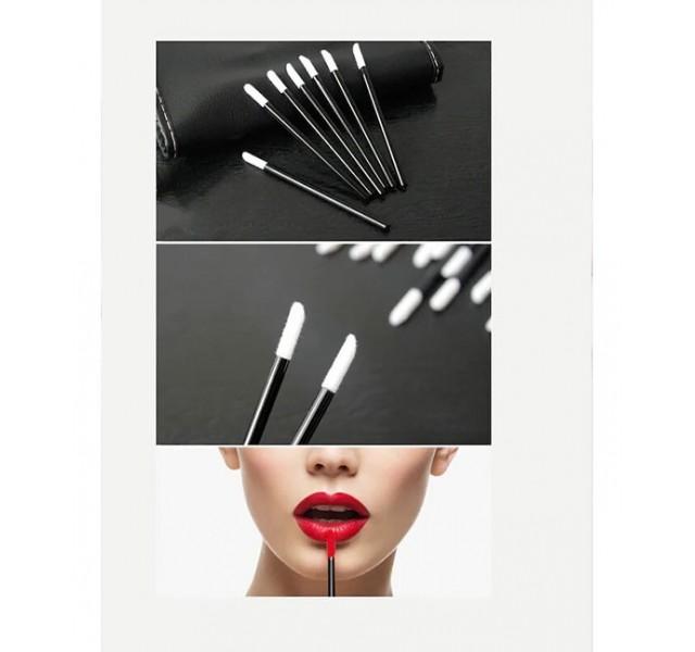 مجموعه 50 تایی قلم آرایش لب برند شین