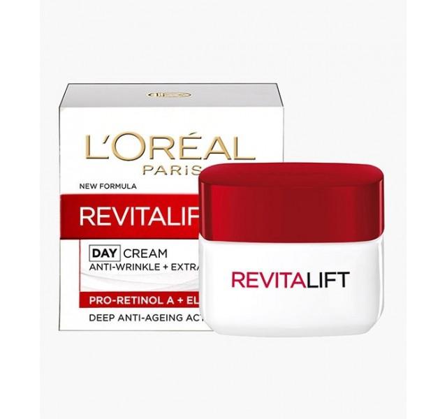 کرم ضد چروک روزانه لورال L'Oreal Revitalift Day Cream
