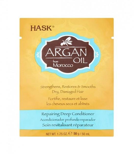نرم کننده چندمنظوره هاسک مدل Argan Oil