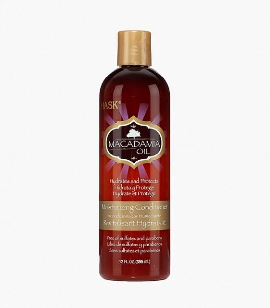 نرم کننده مو هاسک مدل Macadamia Oil