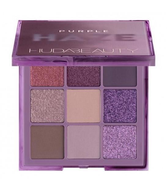 پالت سایه هدی بیوتی Haze Purple