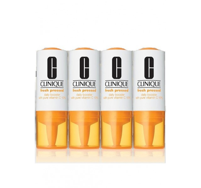 کرم مرطوب کننده ویتامین C کلینیک Clinique Fresh Pressed with Pure Vitamin C 10%