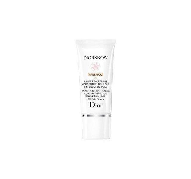 سی سی کرم دیور Diorsnow Brightening CC Fluid