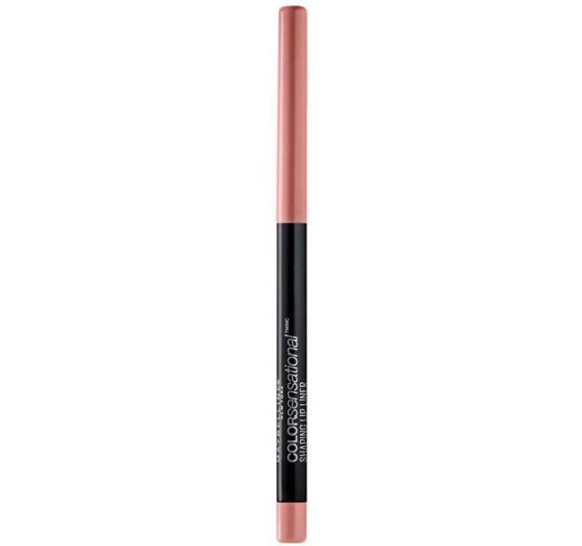 خط لب میبلین مدل Maybelline New York Sensational Lip Liner