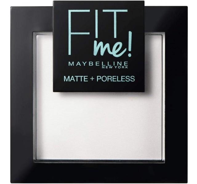کرم پودر میبلین مدل Maybelline New York Fit Me Matte Powder