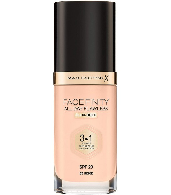 فاندیشن مکس فکتور 30 میل مدل Max factor Foundation FaceFinity All Day Flawless