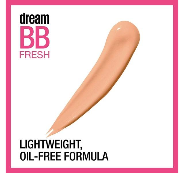 بی بی کرم میبلین مدل Maybelline BB Cream Dream Fresh