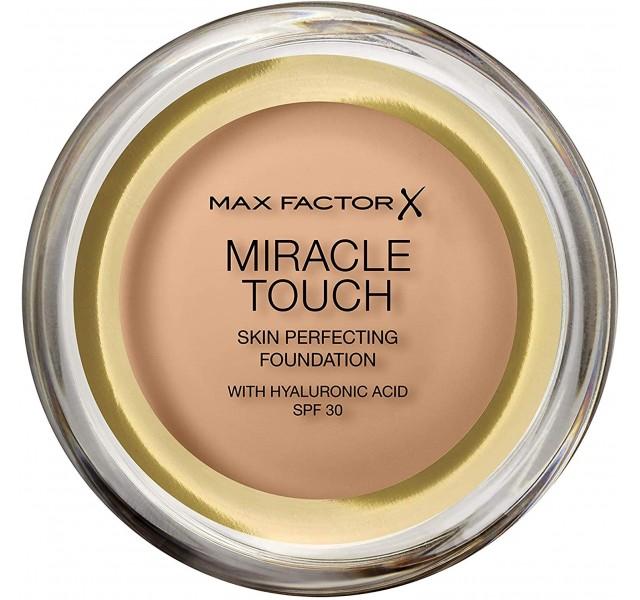 کامپکت پودر مکس فکتور مدل Max factor Compact Foundation Miracle Touch