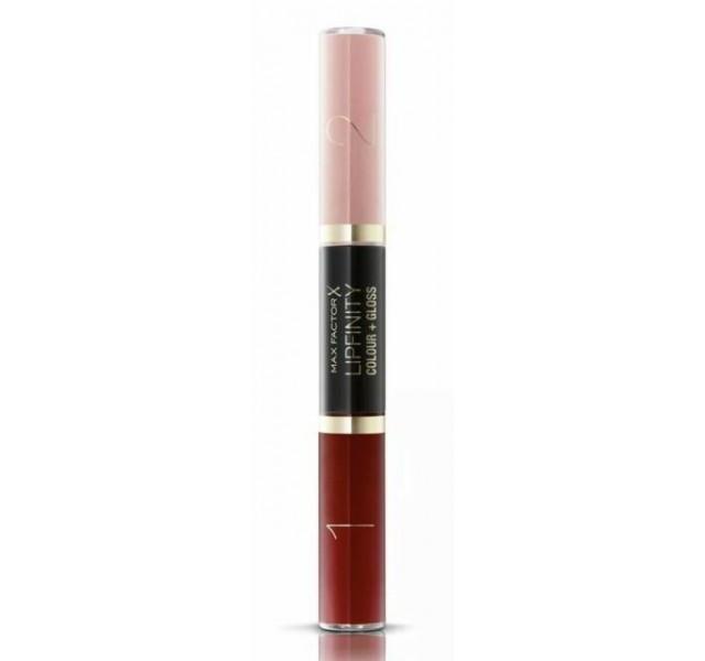 برق لب مکس فکتور مدل Max Factor Lipfinity Colour & Gloss Lip Gloss