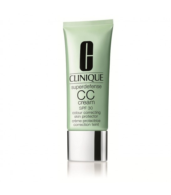 سی سی کرم کلینیک Spf 30 مدل Clinique Skin Tone Regulator CC Cream Superdefense