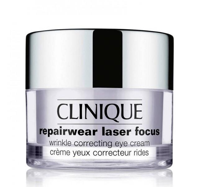 کرم ترمیم کننده دور چشم کلینیک مدل Clinique Eye Repair Cream for Fine Lines