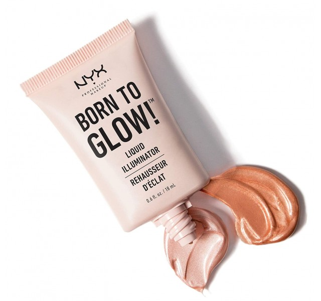 هایلایتر مایع نیکس NYX Born To Glow Liquid Illuminator