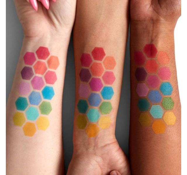 پالت سایه 16 رنگ نیکس NYX Ultimate Eyeshadow Palette