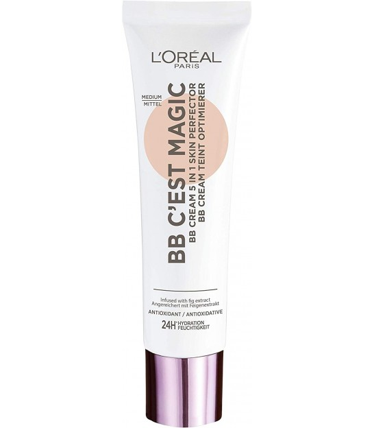 بی بی کرم مجیک لورال L'Oreal Paris C'ést Magic BB Cream