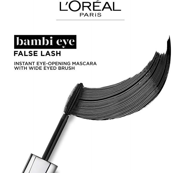 ریمل بامبی لورال L'Oreal Paris Mascara Bambi Eye Wide eyed Lash