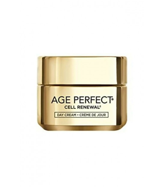 کرم روز جوان کننده لورال L'Oreal Paris Age Perfect Cell Renew Revitalising Day Cream